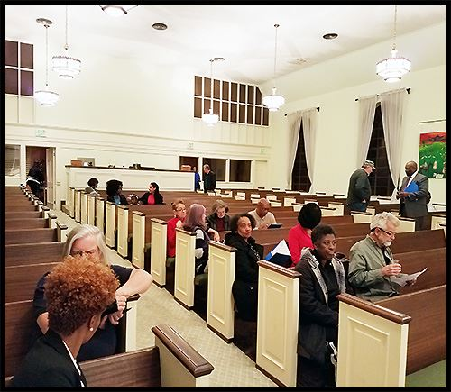 Community at Grace Baptist Church