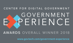 Government Experience Overall Winner
