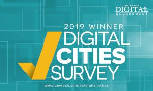 2019 Digital Cities Winner